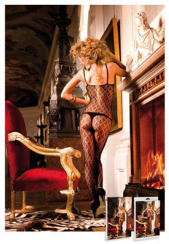 Patterned Bodystocking (Baci 064)